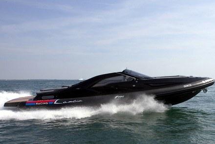 Lancia powerboat /