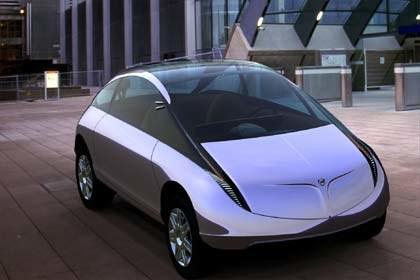 Lancia przyszłości /INTERIA.PL