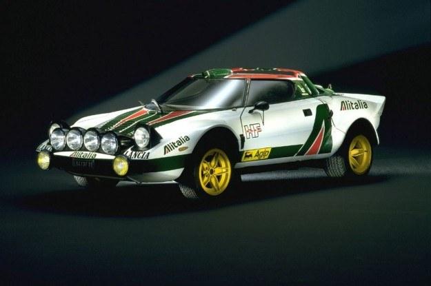 Lancia stratos rajdowej grupy 4 to prawdziwa legenda /