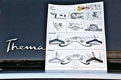 Lancia Thema 3.6 AT8 AWD Executive /Motor