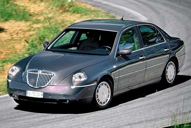 Lancia Thesis - Opinie kierowców
