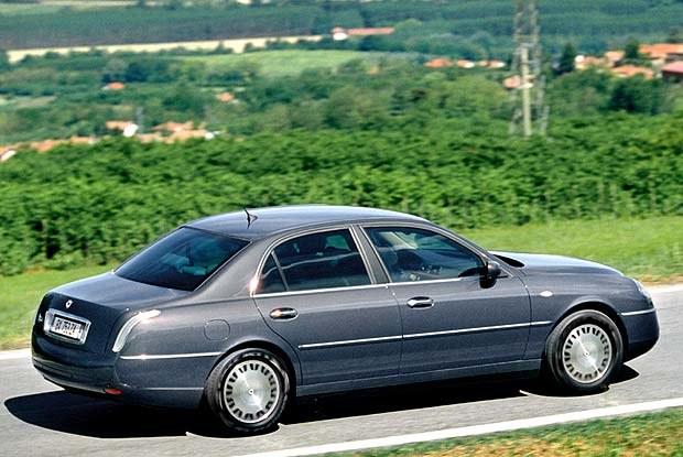 Lancia Thesis (kliknij) /INTERIA.PL