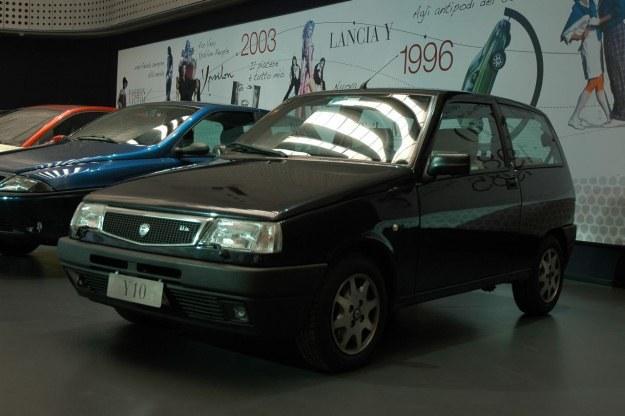 Lancia Y10 /INTERIA.PL