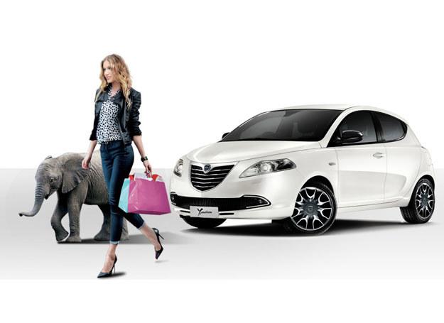 Lancia Ypsilion /materiały promocyjne