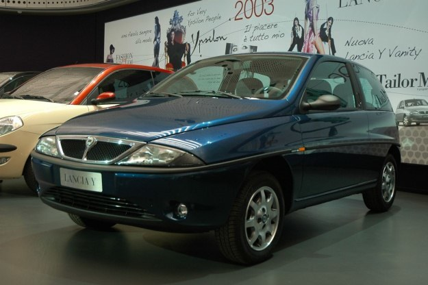 Lancia ypsilon I generacji /INTERIA.PL