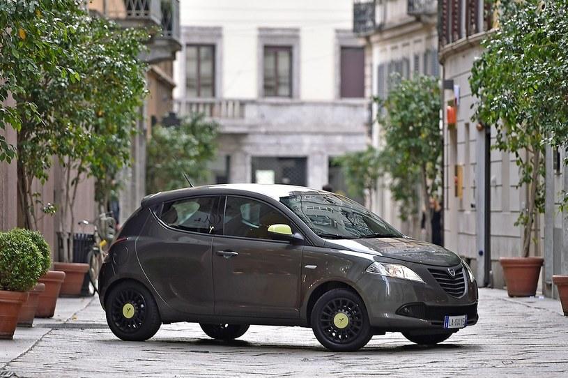 Lancia Ypsilon /materiały promocyjne
