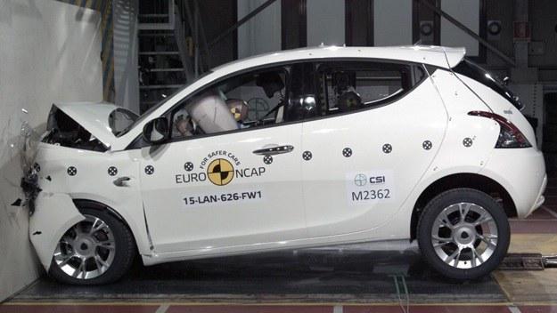 Lancia Ypsilon /Euro NCAP