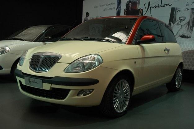 Lancia ypslion II generacji /INTERIA.PL