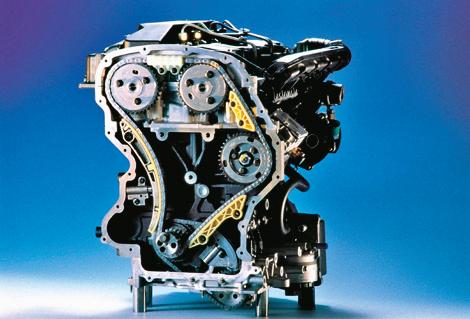 łańcuch rozrządu /Motor