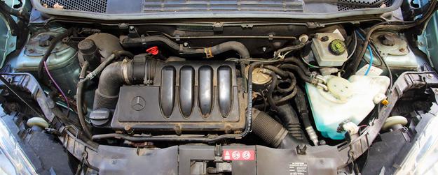 Łańcuchowy rozrząd jest trwały, ale wymiana paska osprzętu i napinacza to ok. 600 zł. /Motor