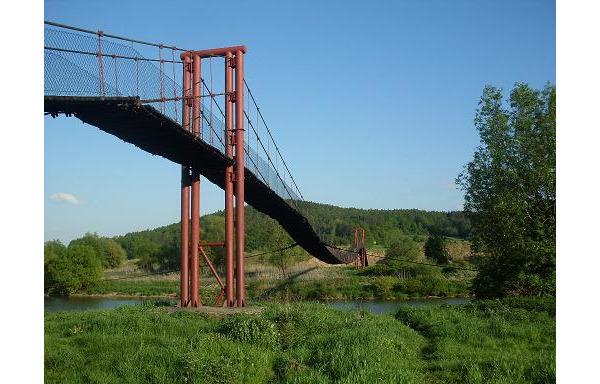 most nad Sanem