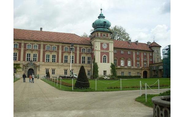 Łańcut - Zamek