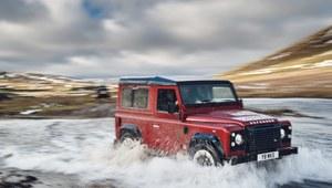 Land Rover Defender Works V8 - niespodziewany powrót