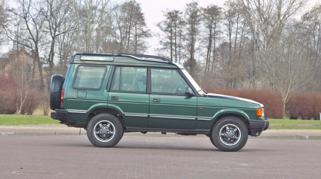 Land Rover Discovery I (1989-1997) /Motor