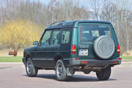 Land Rover Discovery I (1989-1997)