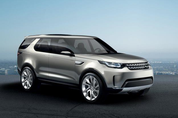 Land Rover Discovery Vision Concept /