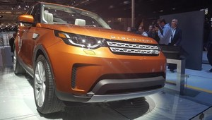 Land Rover Discovery - w stylu Range Rovera