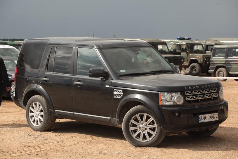 Land Rover Discovery /INTERIA.PL