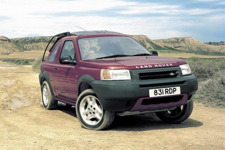 Land rover freelander / Kliknij /OFF-ROAD PL