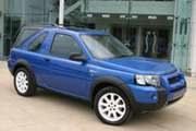Land Rover Freelander LE /INTERIA.PL