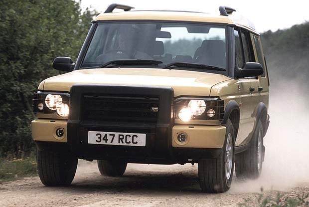 Land Rover G4 Edition Discovery (kliknij) /INTERIA.PL