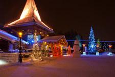 Laponia. Wioska Świętego Mikołaja czeka na wszystkie dzieci