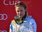 Lara Gut wygrała slalom gigant w Soelden