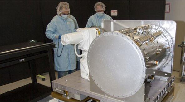 Laser OPALS dostarczony do Kennedy Space Center /materiały prasowe