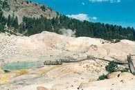 Lassen Volcanic National Park, Piekło Bumpassaic /Encyklopedia Internautica