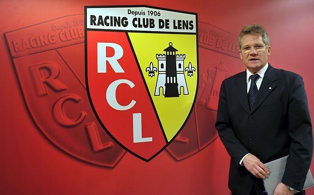 Laszlo Boloni został nowym trenerem RC Lens /AFP
