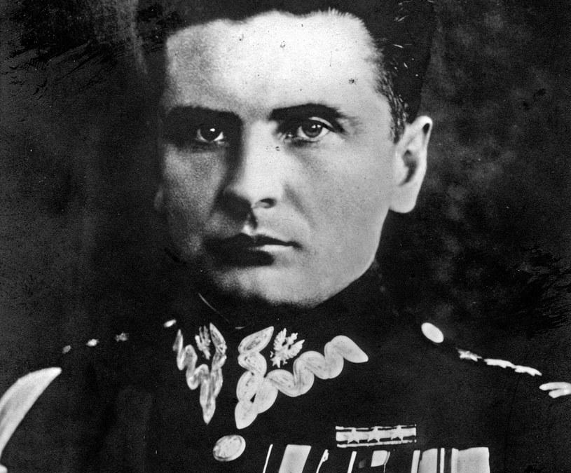 """Lata 30. Generał dywizji Stefan Rowecki """"Grot"""". Fot. KARTA / FORUM. /Agencja FORUM"""