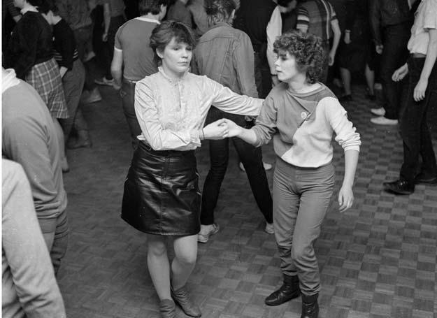 Lata 80. to w modzie polskiej rozkwit niezwykłej inwencji twórczej Polaków / fot. M. Kulekowski