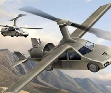 Latające samochody - dwa projekty dla armii USA