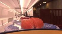Latające talerze w restauracji przyszłości
