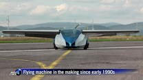 Latający samochód - taka będzie nasza przyszłość?
