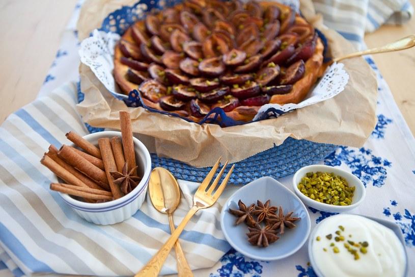 Lato to czas ciast ze śliwkami /123RF/PICSEL