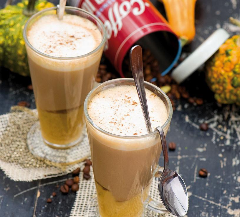 Latte z syropem /materiały prasowe