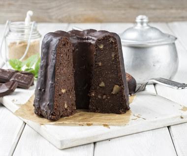 Łatwa babka czekoladowa