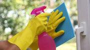Łatwe mycie okien