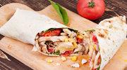 Łatwo i tanio: Tortille z kurczakiem