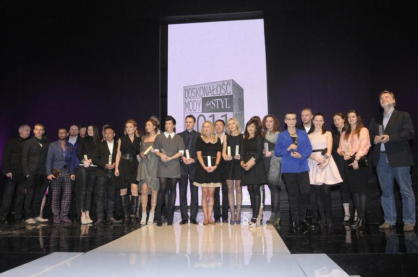 Laureaci Doskonałości Mody 2011  /AKPA