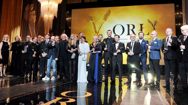 Laureaci Orłów 2015 /Agencja W. Impact
