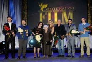 Laureaci plebiscytu Złote Kaczki 2012 /  /Agencja W. Impact