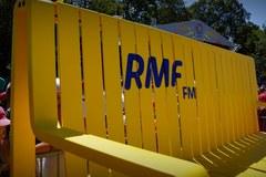 Ławeczka RMF FM zagrała w Ustce!