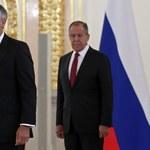 """Ławrow oskarżył siły dowodzone przez USA o """"krwawe prowokacje"""""""