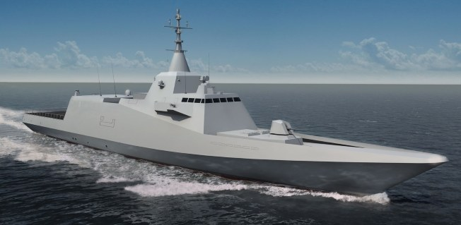 LCS-SGPV Gowind.  Fot. Rheinmetall /materiały prasowe