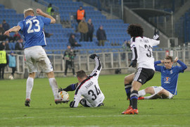 LE: Lech Poznań - FC Basel 0-1. Galeria