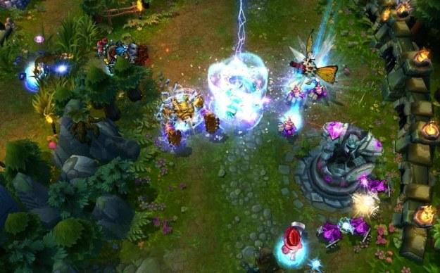 League of Legends - jedna z gier Intel Extreme Masters /materiały prasowe