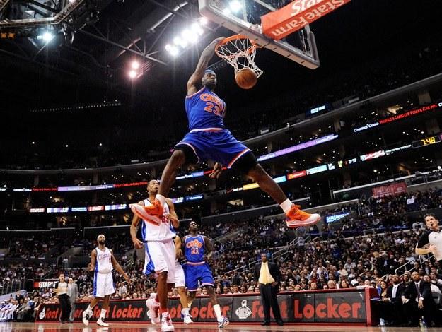 LeBron James to główny kandydat do tytułu MVP /AFP