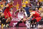 LeBron James wygrał 120. mecz w play offach NBA i wyprzedził Michaela Jordana